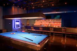 Digital jukebox and pool table