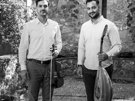 A musical exploration across the yards of the Eastern Mediterranean region by Tropos Ensemble