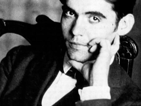 The Greek portrait of Federico Garcia Lorca
