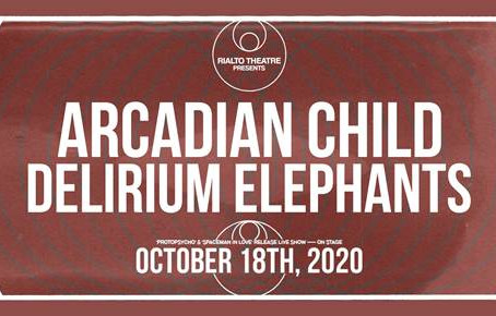 Arcadian Child και Delirium Elephants