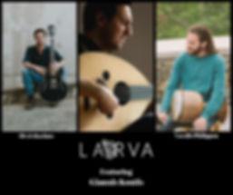 Larva featuring-Giannis Koutis - Alexis