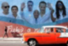 22.7 Havana Noche. revolutionary-graffit