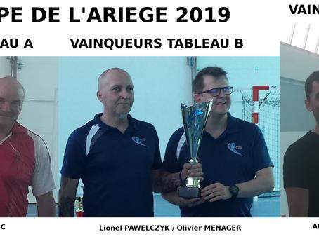 Super Coupe de l'ariège 2019