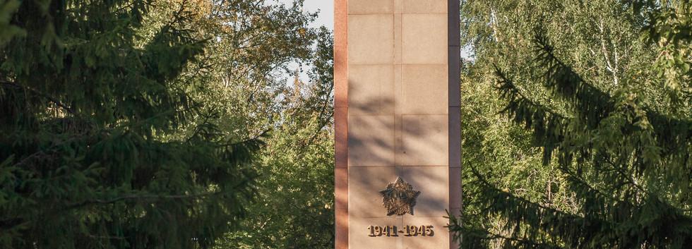 Обелиск Славы в Петропавловске