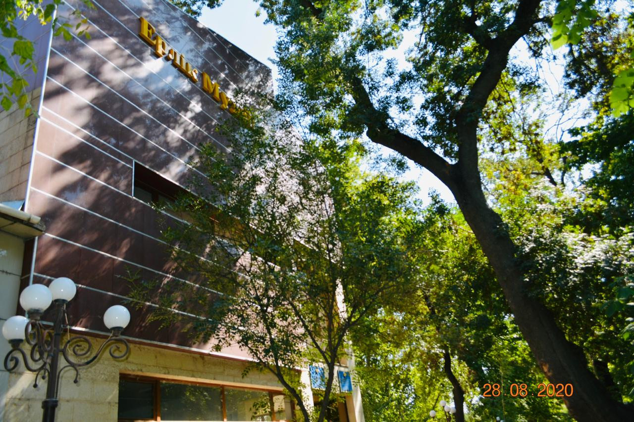Музей Героизма в Шымкенте