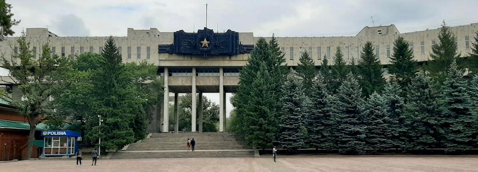 Мемориал Славы в Алматы