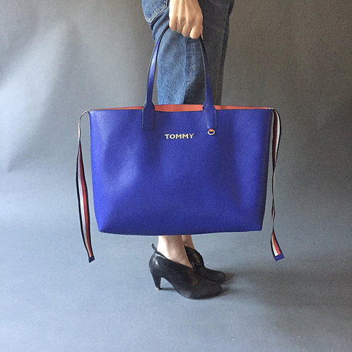 tommy Maxi Bag ultrablue