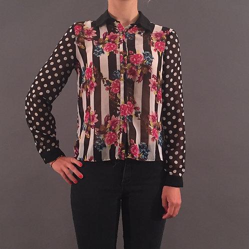 Bluse Rose&Stripes, topshop, Gr. XS