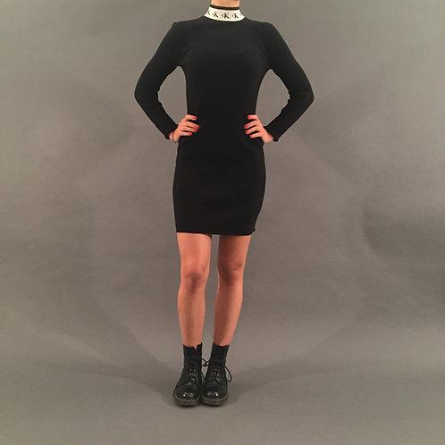 Turtleneck Dress Calvin Klein, Gr.S