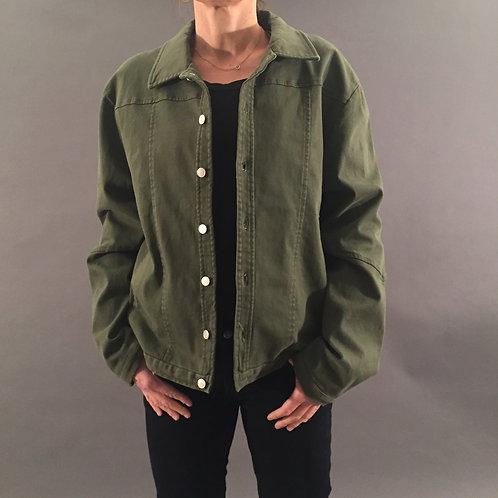 Green Jacket, Gr. XL, neu
