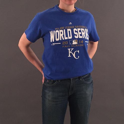 Baseball T-Shirt blue, Gr. M