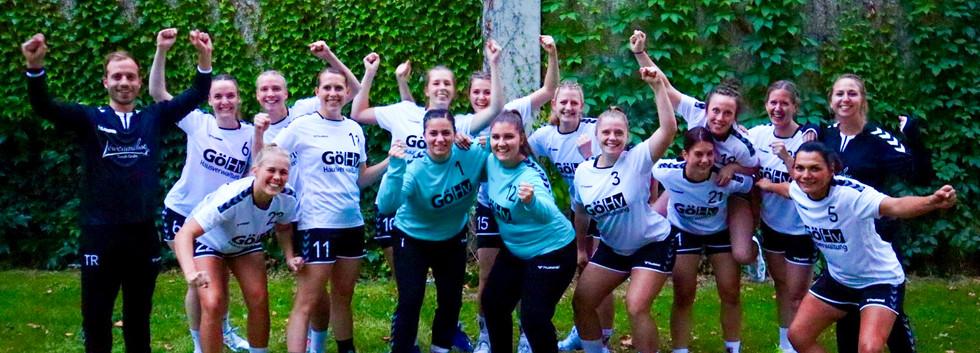 1. Damen 2020-21 Oberliga Süd
