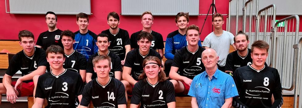 Männliche A-Jugend Saison 2020-21