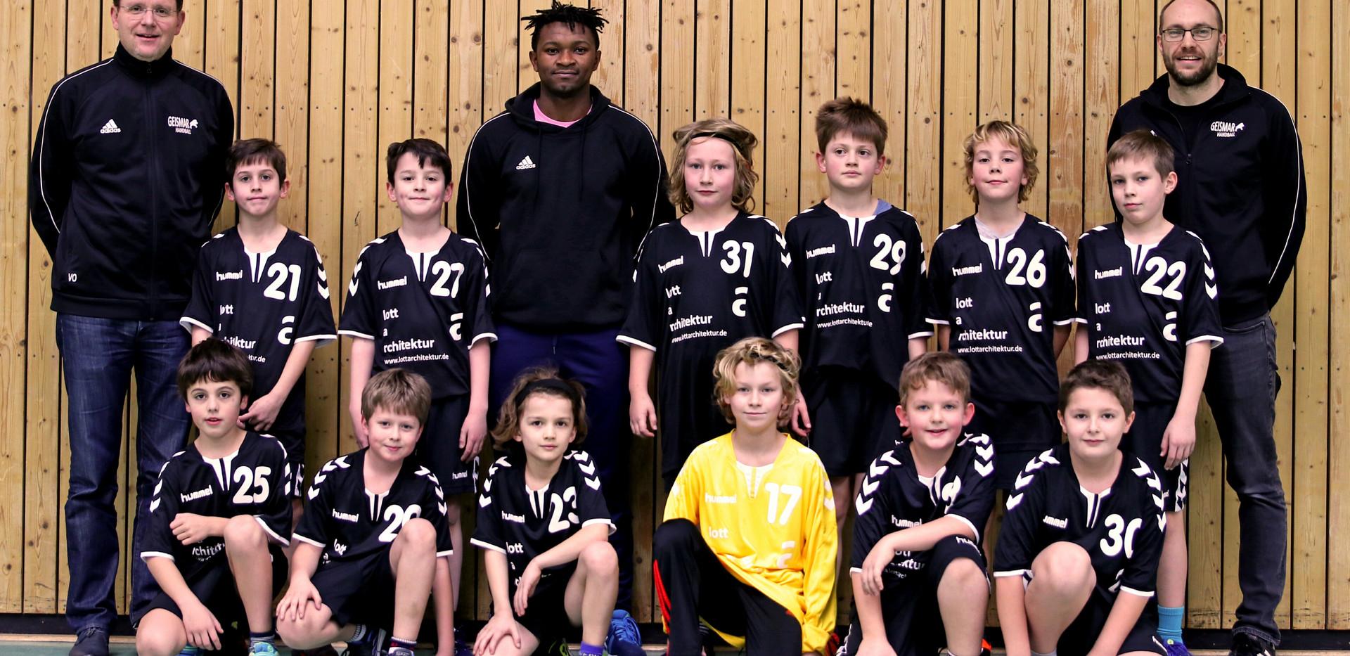 Männliche E-Jugend I Saison 2020-21