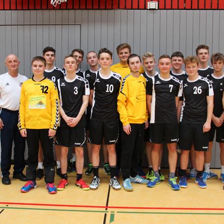 Handball - Saisonrückblick mB 1