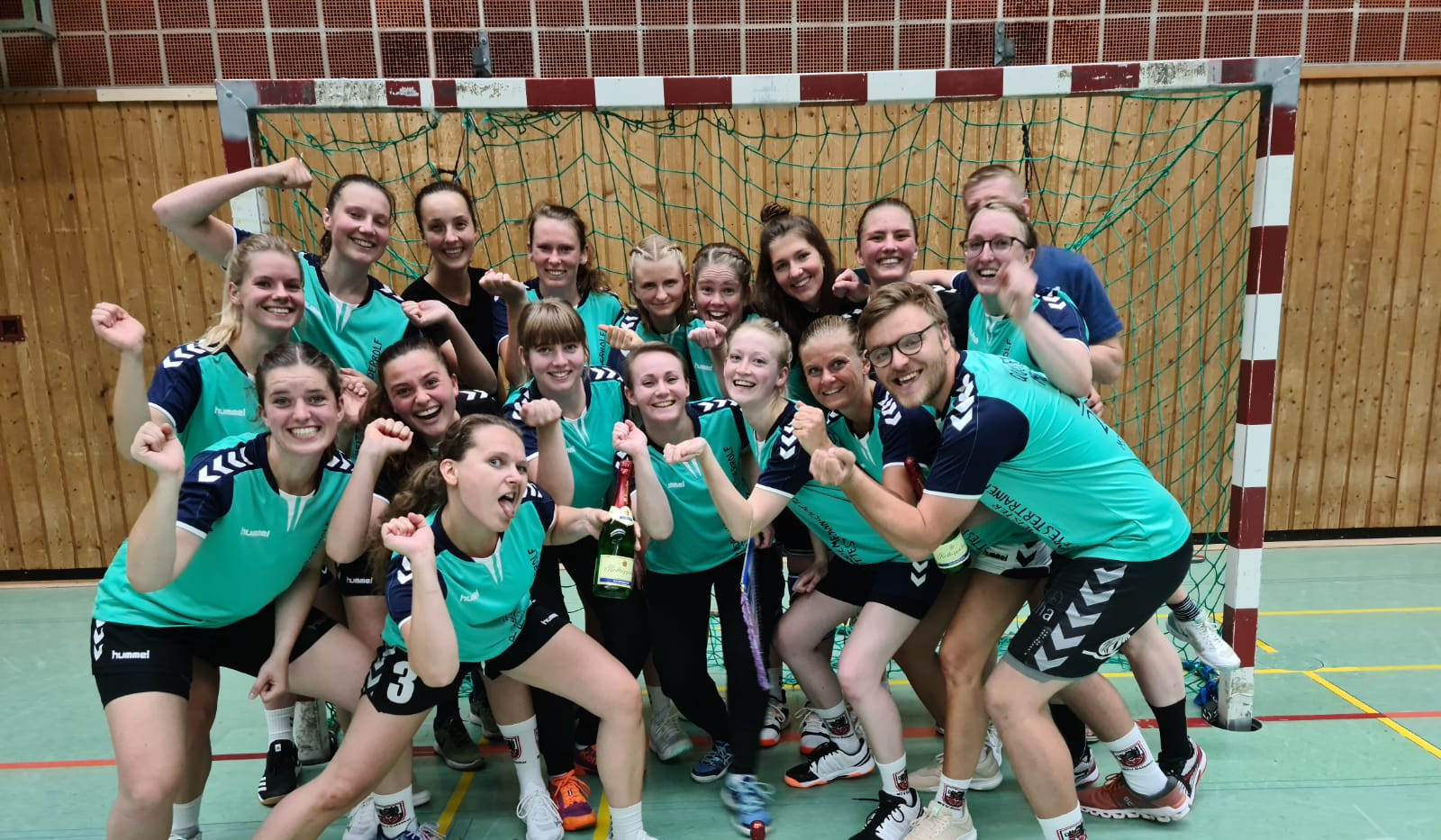 2. Damen 2020-21 Landesliga Süd