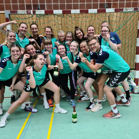 Meisterehrungen beim Handball