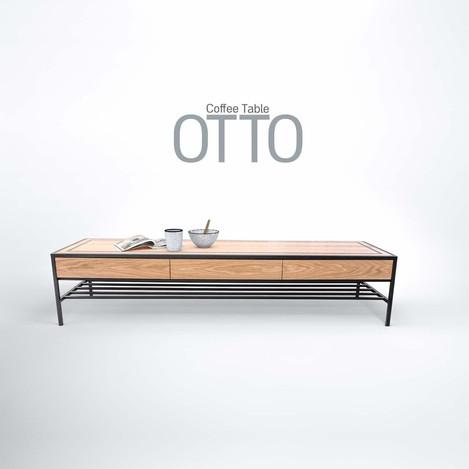 שולחן סלון OTTO