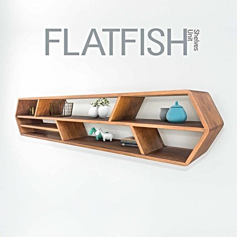 FLATFISH מזנון
