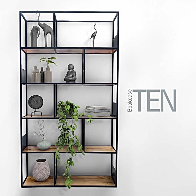 ספריה TEN