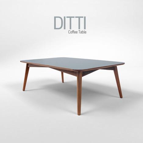 שולחן סלון DITTI