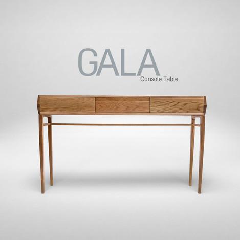 GALA קונסולה