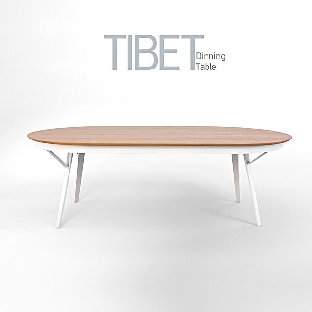 TIBET שולחן אוכל