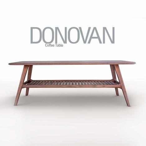 שולחן סלון DONOVAN
