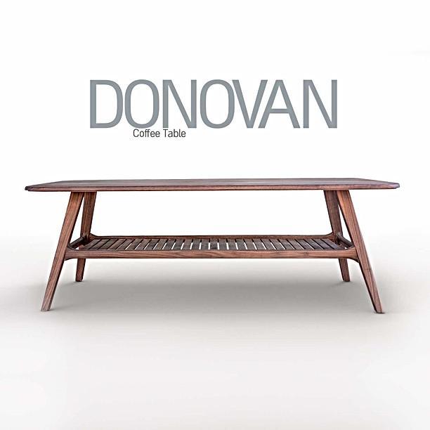 DONOVAN שולחן סלון