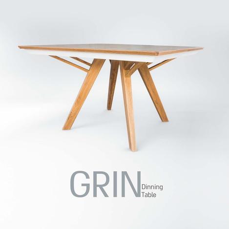 שולחן אוכל GRIN