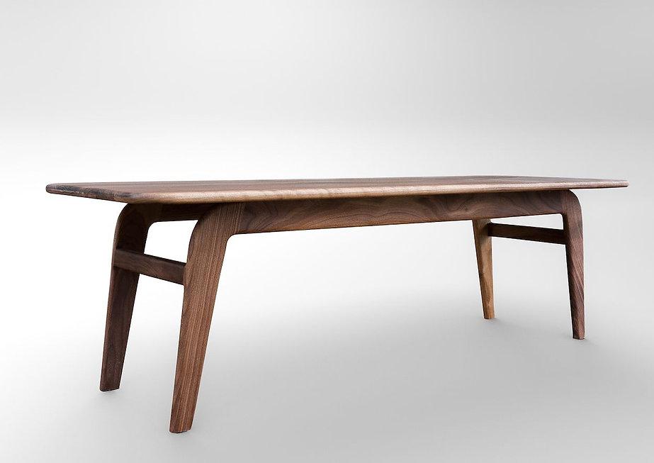 שולחן קפה סקנדינבי