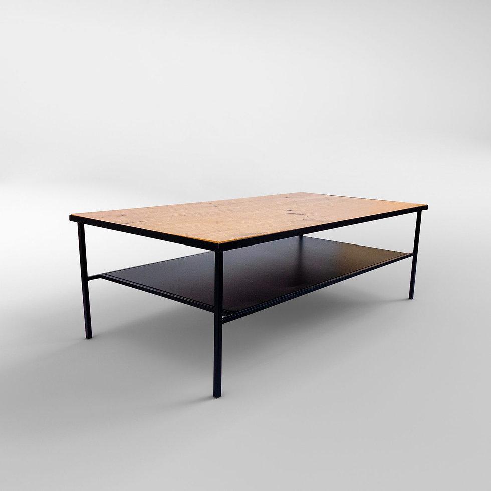 שוולחן סלון מברזל