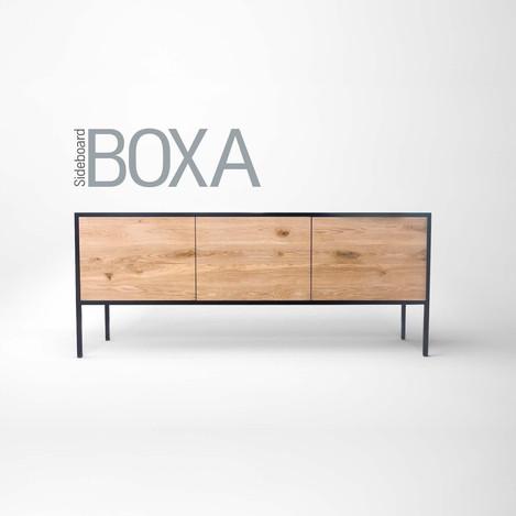 מזנון BOXA
