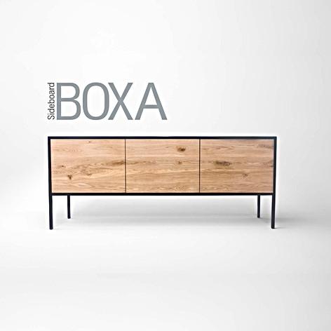 BOXA מזנון