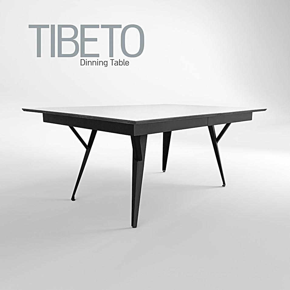 TIBETO-שולחן אוכל