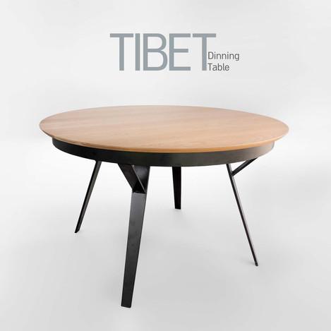 שולחן אוכל TIBET