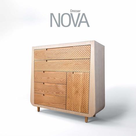 שידת מגירות NOVA