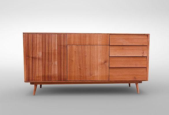 ארון אמבטיה בעיצוב סקנדינבי