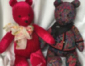 Memory bears, Heirloom.jpg