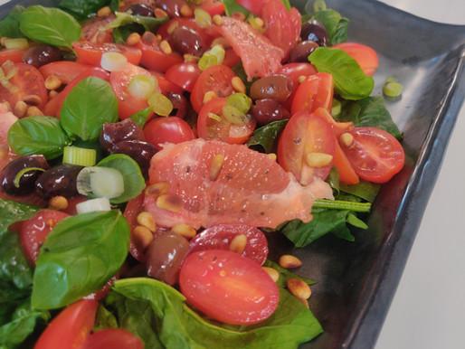 Tomat salat ala SimpleGreens