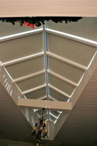 Grovewood blinds - conservatory blind set
