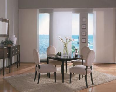 Elegant internal blinds