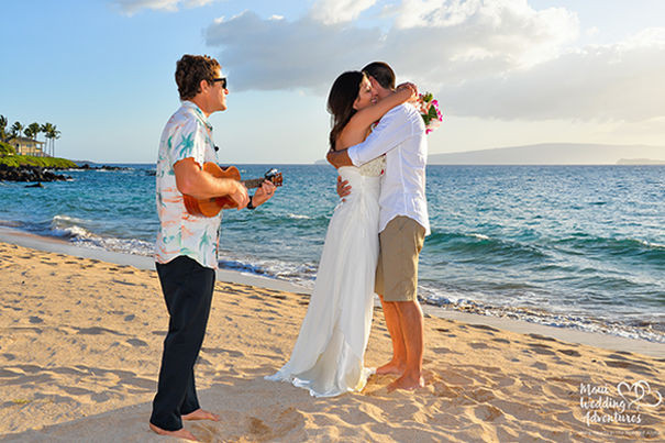 Maui Wedding Musician Highlights: Oren Masserman