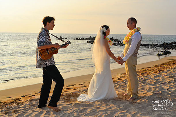 Maui Wedding Musician | 15 Year Old Anthony Pfluke