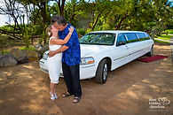 limousine for maui wedding