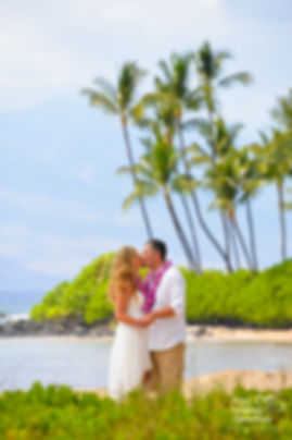 maui wedding package