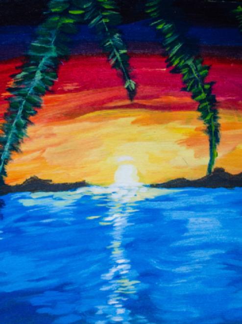 Paradise Horizon
