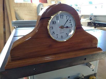 Clock by Mick . Old House stump.jpg