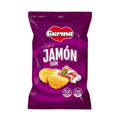 Gurma Potato Chips Ham