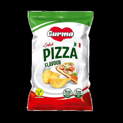 Gurma Potato Chips Pizza
